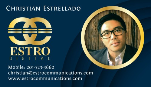 Christian Estrellado - Chief Digitial Officer