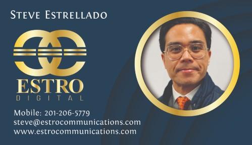 R. Steve Estrellado - Digital Interactive Expert